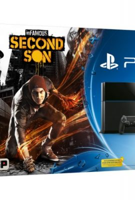 Pack PS4 InFamous Second son