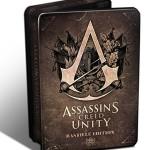 Boite Assassin's creed Unity