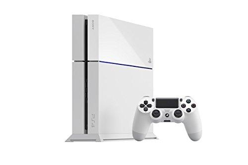 Console PS4 Blanche avec manette