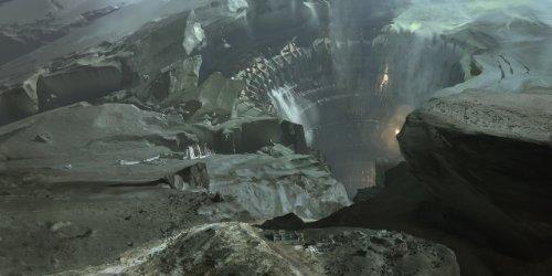 PS4 destiny canyon