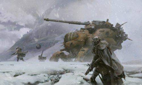 PS4 destiny tank
