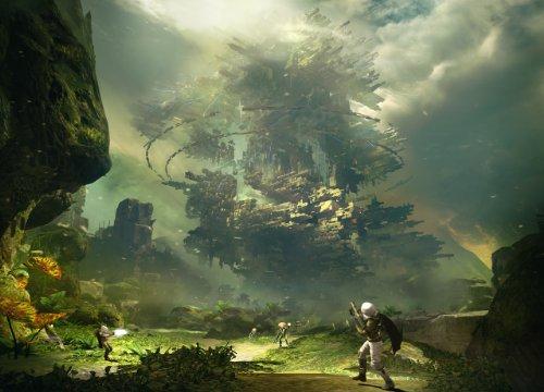 PS4 destiny exploration