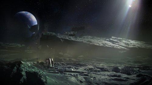 PS4 destiny planete