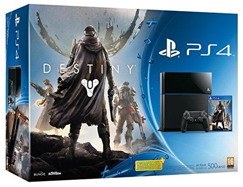 PS4 destiny Pack console