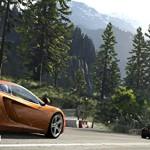Driveclub PS4 course voiture orange