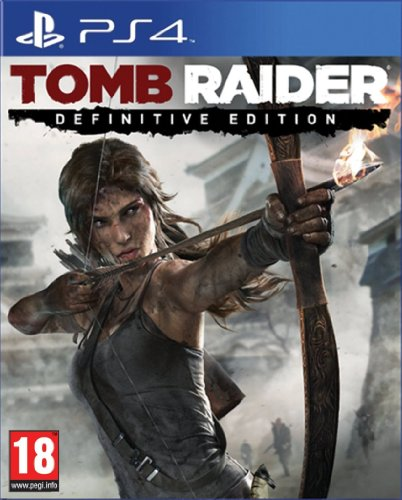 Tomb Raider Definitive Edition For Xbox One And Ps4 4k Hd: Definitive Edition